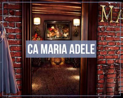 CA MARIA ADELE 2019