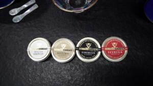 Il caviale Caviar Giaveri